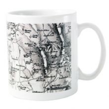 1805 - 1874 Old Series Map Mug